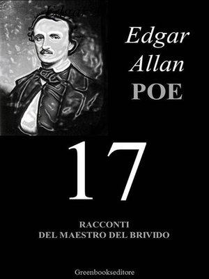 cover image of Diciassette--Edgar Allan Poe