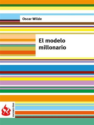 cover image of El model millonario (low cost). Edición limitada