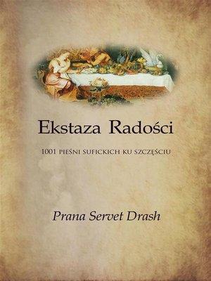 cover image of Ekstaza radości