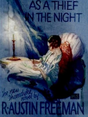 cover image of As a Thief in the Night