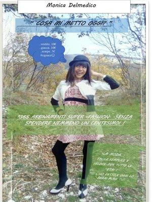 """cover image of """"Cosa mi metto oggi?"""". 365 abbinamenti super-fashion... senza spendere un centesimo!"""