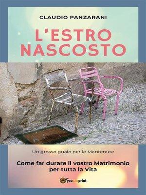 cover image of L'estro nascosto