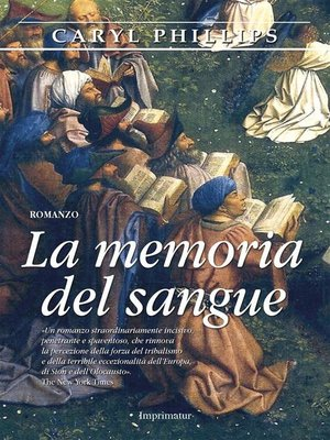 cover image of La memoria del sangue