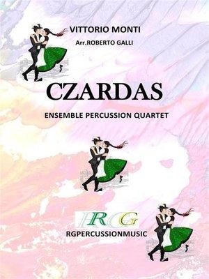cover image of czardas