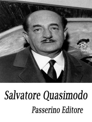 cover image of Salvatore Quasimodo