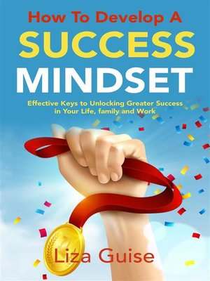 cover image of How to Develop a Success Mindset