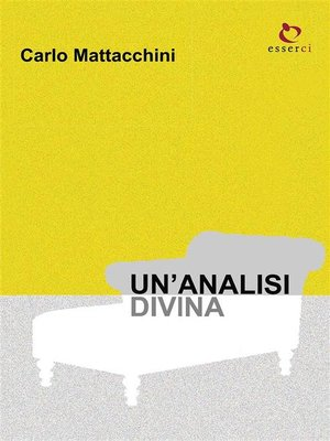 cover image of Un'analisi divina