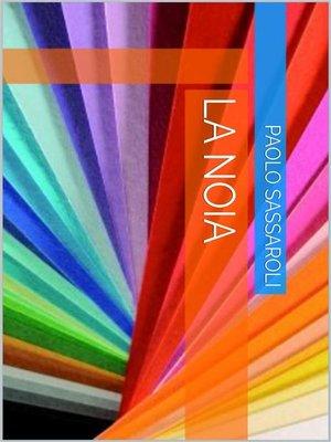 cover image of La noia