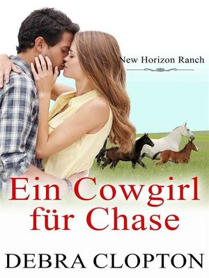 cover image of Ein Cowgirl für Chase