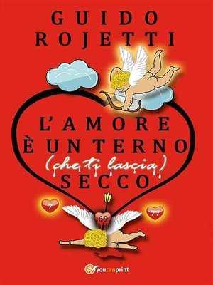 cover image of L'amore è un terno (che ti lascia) secco
