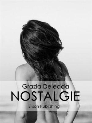cover image of Nostalgie