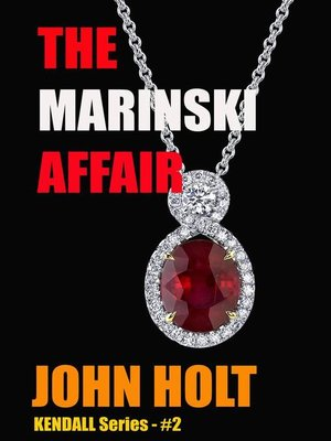 cover image of The marinski affair