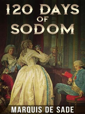 cover image of 120 days of sodom