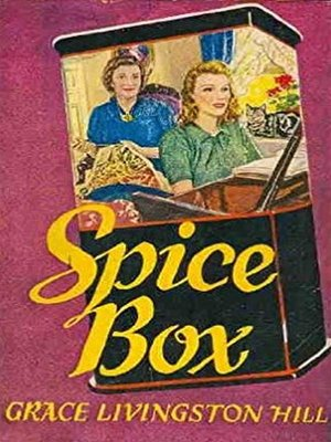 cover image of Spice Box