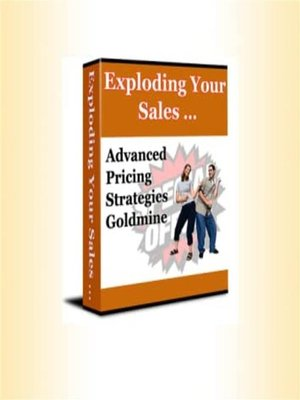 cover image of Exploding Your Sales