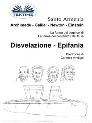 cover image of Archimede--Galilei--Newton--Einstein