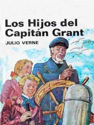 cover image of Los hijos del capitan Grant (ilustrado)