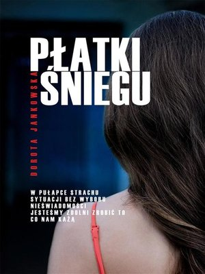 cover image of Płatki śniegu