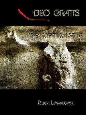 cover image of Deo gratis--taki modlitewnik