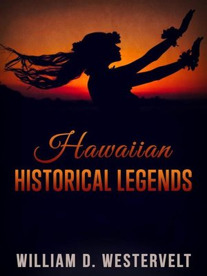 cover image of Hawaiian Historical Legends