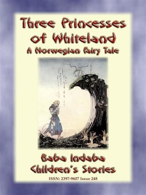 cover image of THREE PRINCESSES OF WHITELAND--A Norwegian Fairy Tale