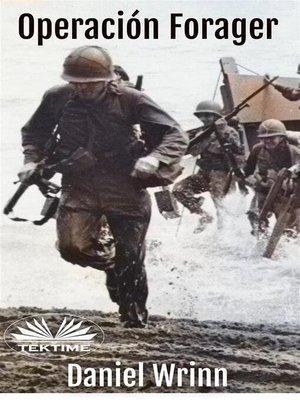 cover image of Operación Forager