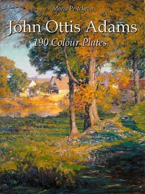 cover image of John Ottis Adams