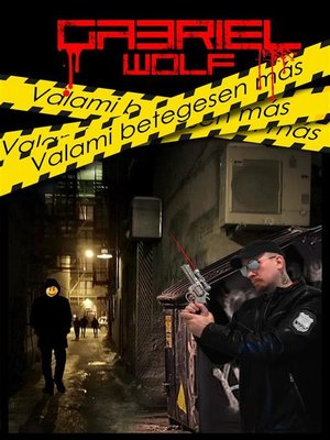 cover image of Valami betegesen más