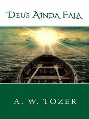 cover image of Deus Ainda Fala