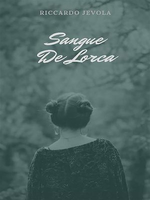 cover image of Sangue de Lorca