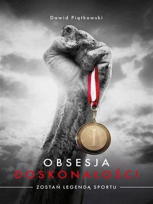 cover image of Obsesja doskonałości