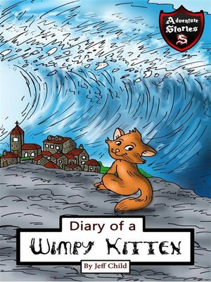 cover image of Diary of a Wimpy Kitten