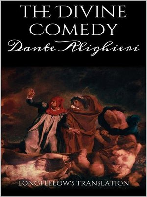 cover image of The Divine Comedy. Longfellow's Translation.