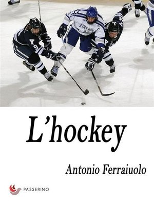 cover image of L'hockey