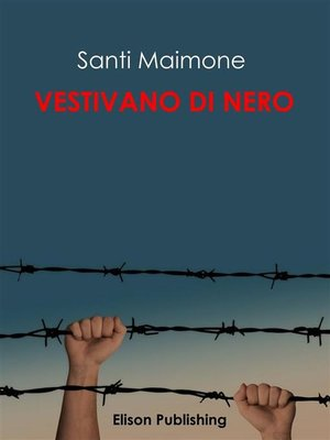 cover image of Vestivano di nero