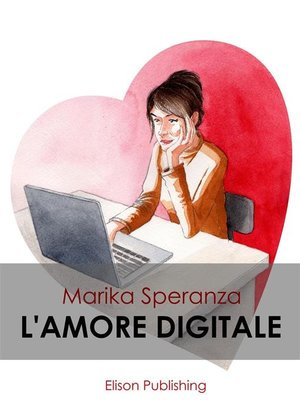 cover image of L'amore digitale