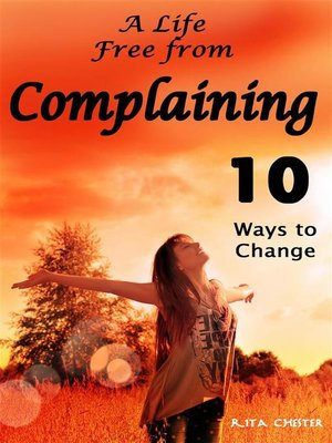 cover image of Complaining