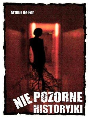 cover image of Niepozorne historyjki