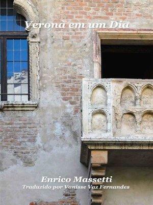 cover image of Verona Em Um Dia