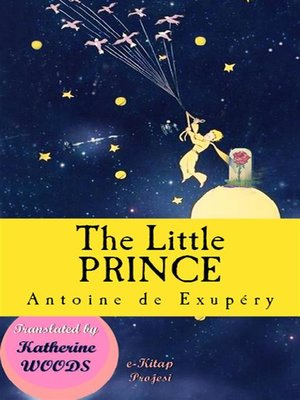 cover image of The Little Prince