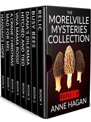 cover image of The Morelville Mysteries Collection
