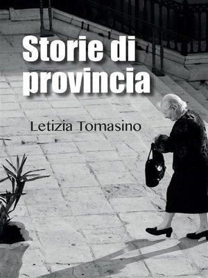 cover image of Storie di provincia