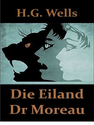 cover image of Die Eiland van Dr. Moreau
