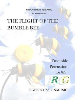 cover image of FLIGHT OF THE  BUMBLEBEE