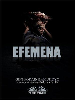 cover image of Efemena
