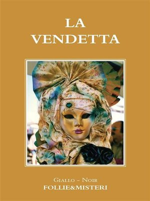 cover image of La vendetta