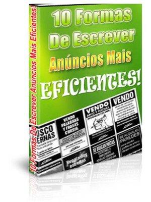 cover image of 10 Maneiras De Escrever Anúncios Mais Eficazes