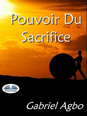 cover image of Pouvoir Du Sacrifice
