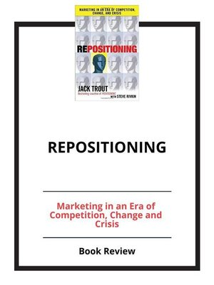 cover image of Repositioning