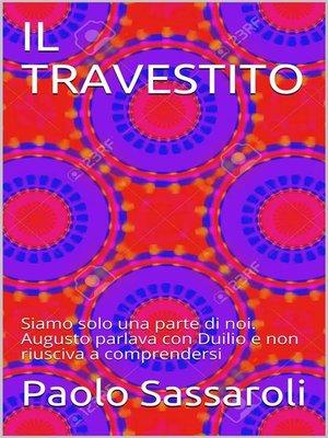 cover image of Il travestito